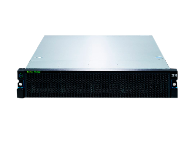 Сервер IBM Power System AC922