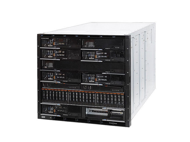 Шасси IBM Flex System Enterprise Chassis 8721LRG