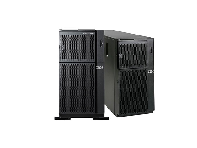 Tower-������� IBM System x ���������� ���������